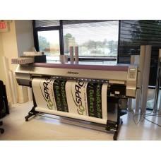 63-inch Mimaki JV33-160 Solvent Printer