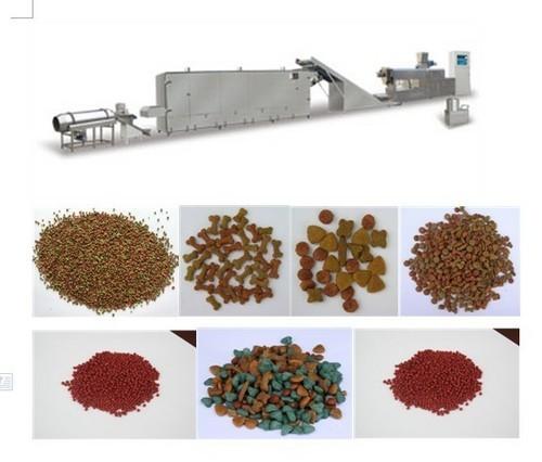 Animal Pet Food Processing Machine