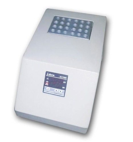 Dry Bath Incubator in  Mazgaon