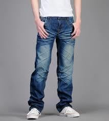 Cloud Washed Jeans