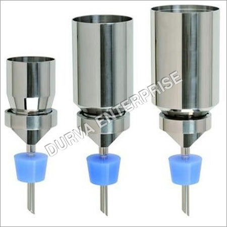 Vacuum Filter Holder Assembly Stainless Steel