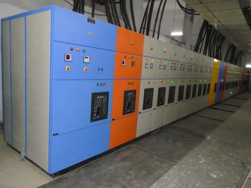 3 DG Synchronizing Panel