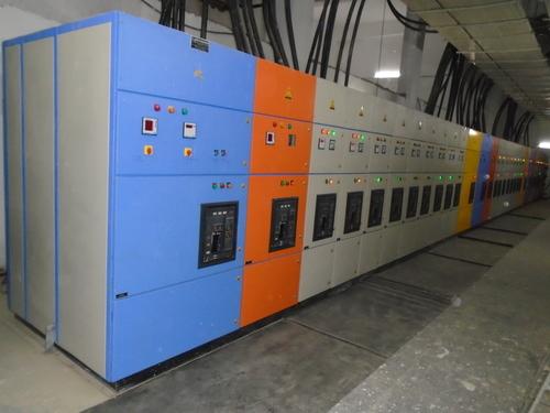 3 DG Synchronizing Panel in  New Area
