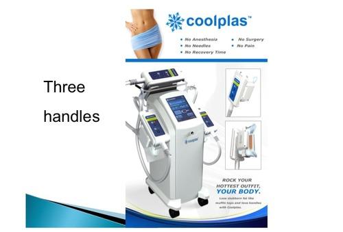Coolplas Cryolipolisis Fat Freezing Machine