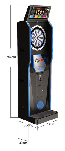 Electronic Dart Game Machine for Pub and Bar