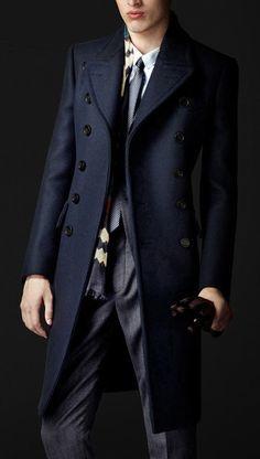 Mens Top Coat