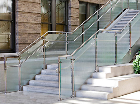 Ms Glass Railing Fabrication Services