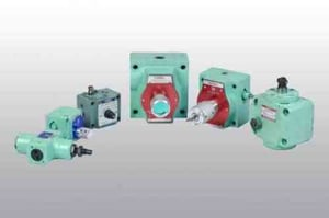 Flow Control And Check Valve (Lock)