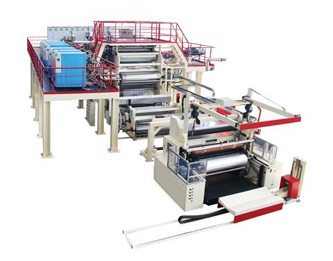 Machine Direction Orientated (MDO) Stretch Film Machine at