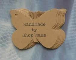 Merchandise Tags