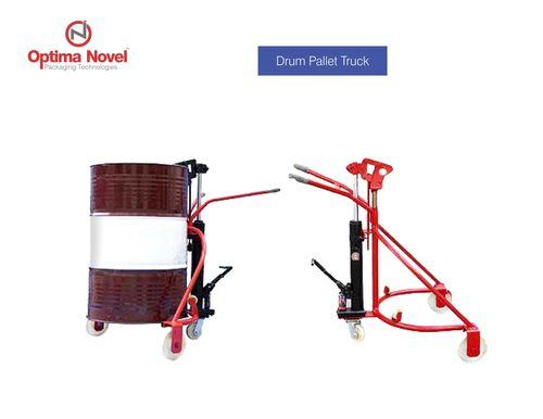 Hydraulic Drum Truck