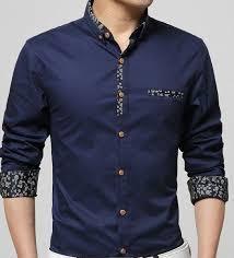 Blue Jeans Shirts in  Kotla Mubarakpur