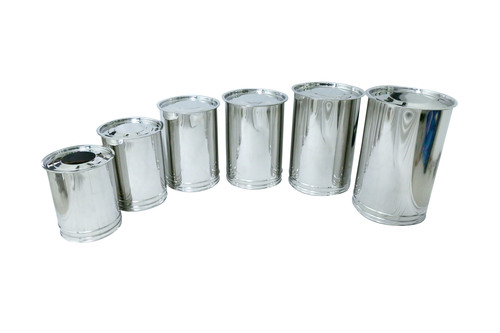 Stainless Steel Pawali With Fine Finish