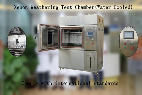 Xenon Agility Test Chamber