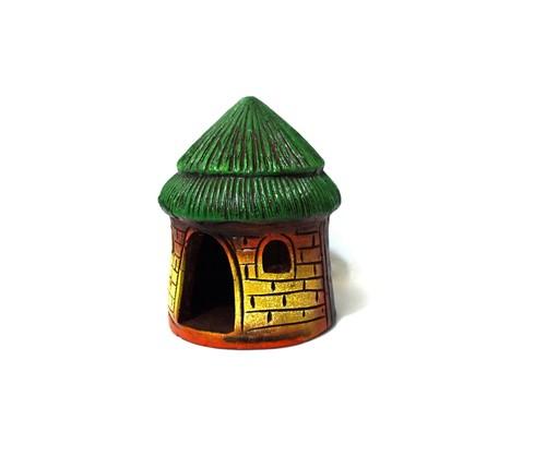 Decorative Hut Lanterns