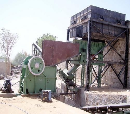 Industrial Jaw Crushers