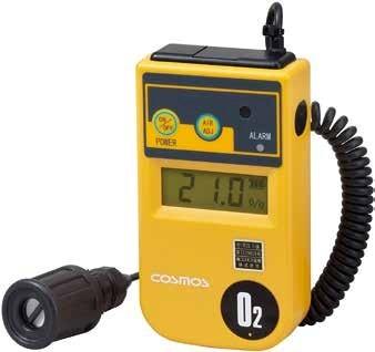 Digital Oxygen Indicator