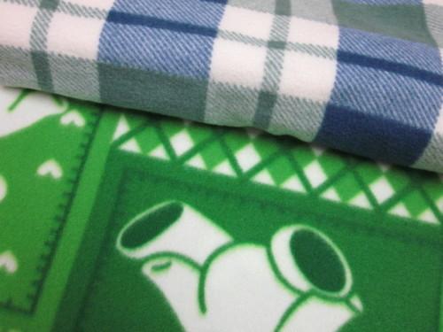 Printed Polar Fleece Blanket