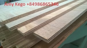 Flooring Plywood with Full Core and Phenol Glue