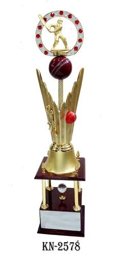 Kn-2578 Cricket Trophy