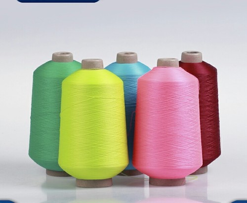 Quality Tested Rubber Covered Elastic Yarn in  Malad (E)