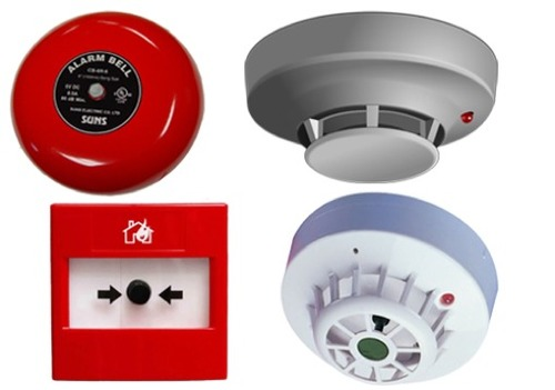 Fire Detection And Alarm System in  Nagar Road