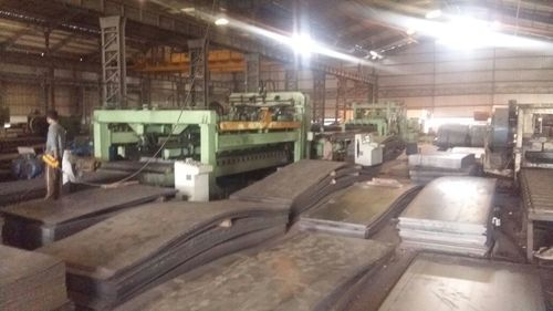 Hot Rolled Steel Coils in  25-Sector
