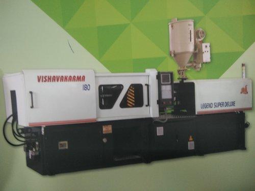 Semi Automatic Injection Molding Machine