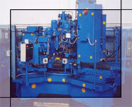 Compressor Body Rotary Machine