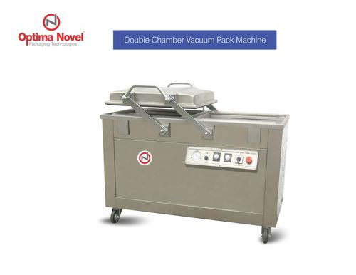 Double Vacuum Chamber Machine