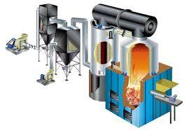 Industrial Thermic Fluid Heater Boiler