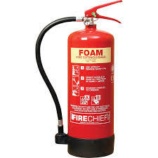Quality Checked Foam Fire Extinguisher