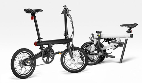 Folding Electric Bicycles