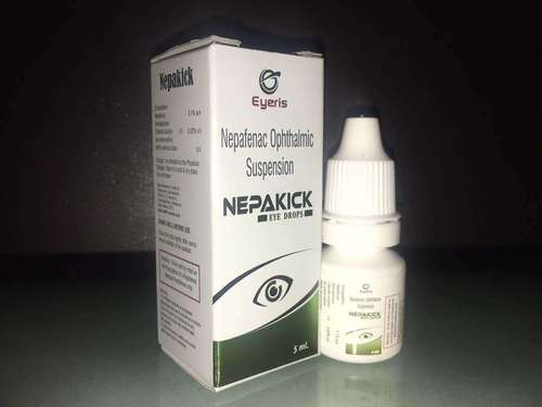 Nepafenac Effective Eye Drops