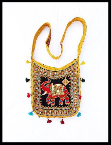 Kutch Designs Embroidered Shoulder Bags