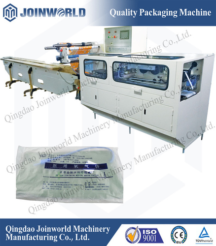 Automatic Oxygen Cylinder Wrapping Machines