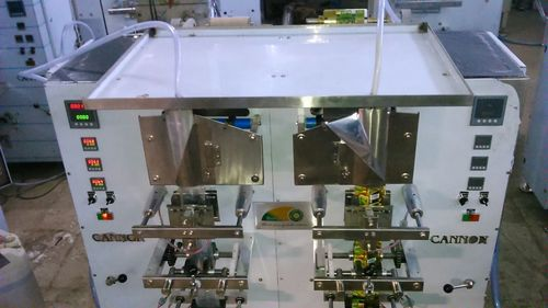 Double Track Hard Drink Sachet Packing Machines