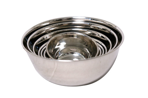 Mirror Finish Stainless Steel Bowls