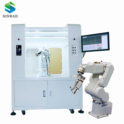 Robotic Arm Soldering Machines