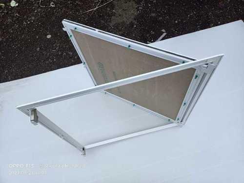 Silver Trap Door / Access Pannel