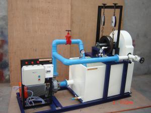 Pelton Turbine Test Rigs