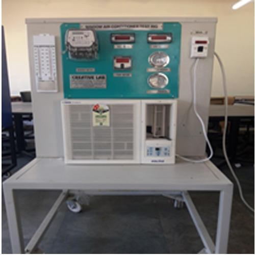 Window Air Conditioning Test Rigs