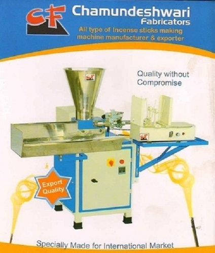 Industrial Automatic Incense Stick Making Machines in   Chitra GIDC
