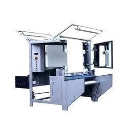 Single Pass Tubular Fabric Inspection Rolling Machine