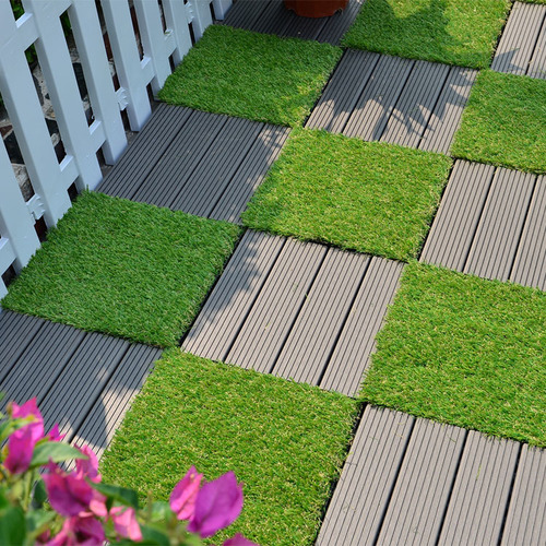 30x30cm luxury wpc wood plastic composite vinyl plank decking outdoor flooring tiles in foshan. Black Bedroom Furniture Sets. Home Design Ideas