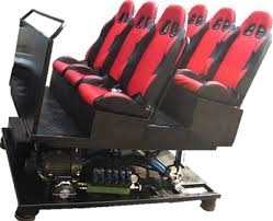 5D And 7D Theater Chairs