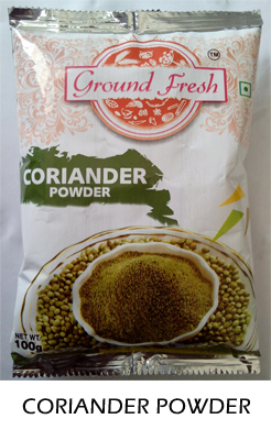 Fine Quality Dried Coriander Powder