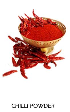 High Grade Chilli Powder