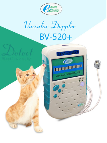 Animal Vascular Dopplers (BV-520TV+) in   Nanshan Dist.