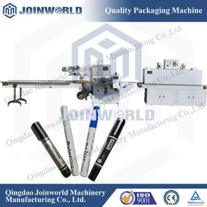 Automatic Facial Tissue Wrapping Machines